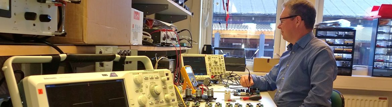 Elektronikkonstruktion i Stockholm